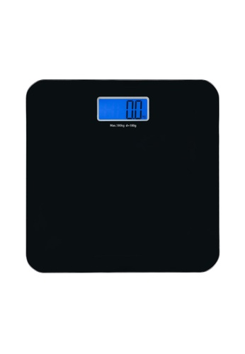 JVD JVD Lifestyle Enzo Digital Personal Scale (Black Color). 353D7HLA2CCBCCGS_1