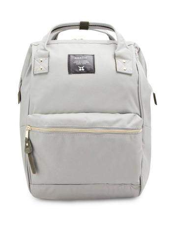 簡約帆布後背包, 包,esprit 品牌 包