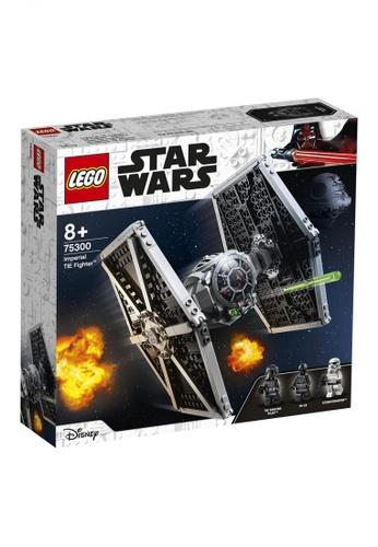 LEGO multi LEGO Star Wars TM 75300 Imperial TIE Fighter™ (432 Pieces) B75E5TH099074EGS_1