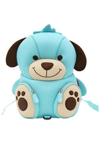 Nohoo blue Nohoo Kids Backpack Puppi (Turquoise) CBB42KC4A3D597GS_1