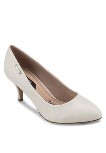 Elisabeth 基本款低根zalora鞋子評價鞋, 女鞋, 鞋