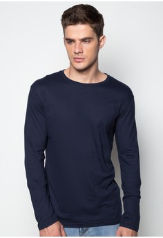 Roundneck Long Sleeves