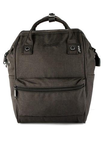 Anello black High Density Polyester Backpack (Mini Size) AN804AC0WBU2ID_1
