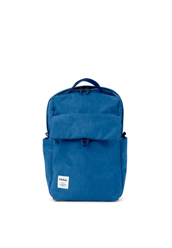 Hellolulu blue Karter - All Day Backpack C629EACE9AD074GS_1