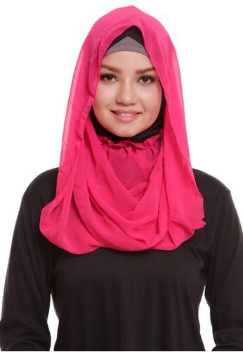 Mybamus Blouse Nabel Veil Pink