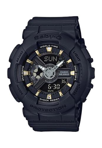 Casio black CASIO BABY-G WATCH BA-110GA-1ADR 08E31ACB0A2856GS_1