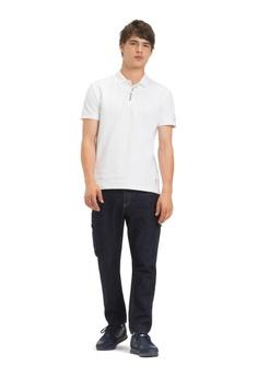 2f02d36d Tommy Jeans Tjm Tommy Placket Polo S$ 139.00. Sizes S M L XL