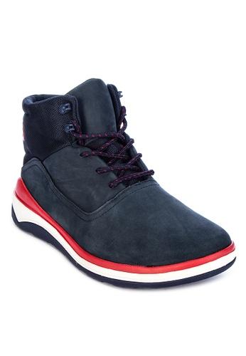 Levi's blue Pnsl02 Men's Boots 09DD7SH14F7296GS_1
