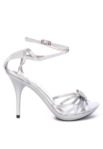 39c1bf7ce8b Shop Gibi Ankle Strap High Heels Online on ZALORA Philippines