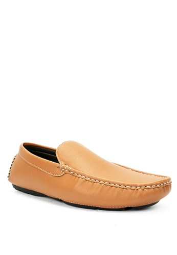 Mario D' boro Runway beige Elvis Casual Shoes EA35FSHECA7E8CGS_1