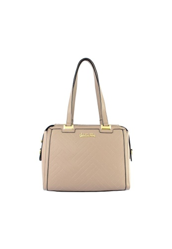 Valentino Rudy Valentino Rudy Italy Ladies Chevron Sling Shoulder Bag 040730-003 C56FEACF2D2CFDGS_1