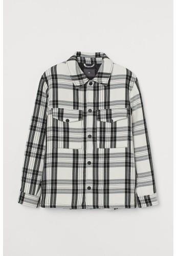 H&M multi Shirt Jacket 95972AA66C3B76GS_1