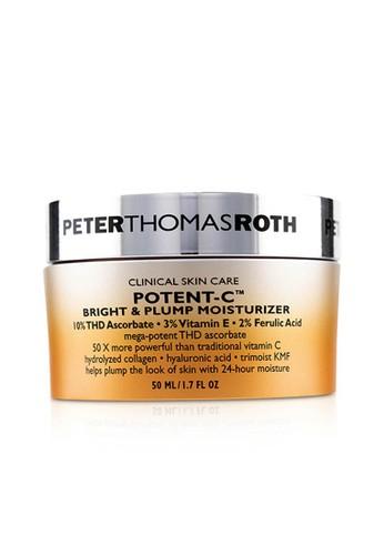 Peter Thomas Roth PETER THOMAS ROTH - Potent-C Bright & Plump Moisturizer 50ml/1.7oz 3430ABEA2D5D3DGS_1