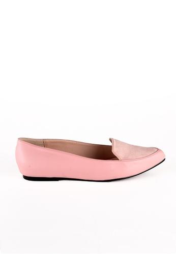 a355b74ab2581 FATIMA Pointy Toe Flats
