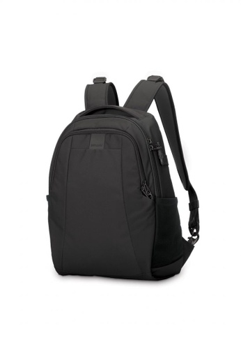 Pacsafe black Pacsafe Metrosafe LS350 15L Anti-Theft Backpack (Black) A8168ACE82784DGS_1