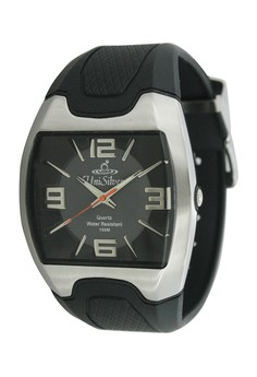 Shots Collection Men's Rubber Watch KW057-4999