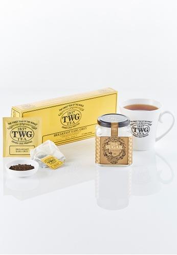 TWG Tea Earl Grey Lovers Teabag Kit (Breakfast Earl Grey) 035F6ES1C45841GS_1