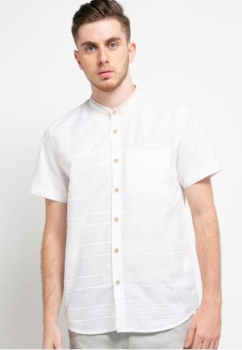 Men's Top white WISIL-WHITE 346A5AA94E9821GS_1