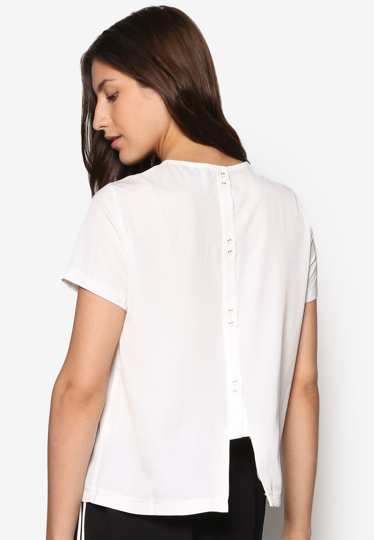 Collection Back Buttons Shell Top