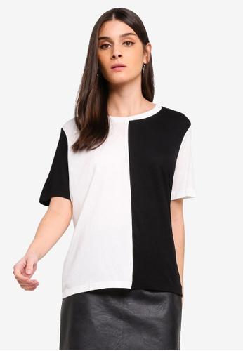 f424e369 Shop JACQUELINE DE YONG Simone T-Shirt Online on ZALORA Philippines