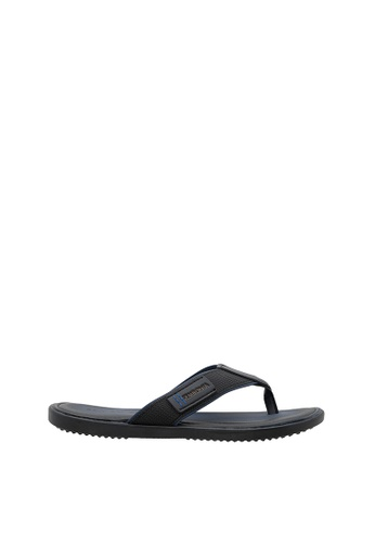 SEMBONIA blue SEMBONIA Men Sandal (Dark Blue) 70BF2SH024E3B9GS_1
