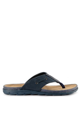 Watchout! Shoes navy Sandals Thong C1583SH605704DGS_1