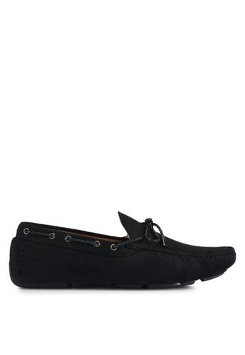 Bata black Casual Moccasins 8684ESH2260308GS_1