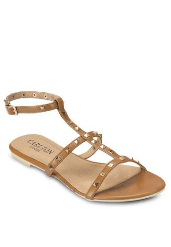 Stuzalora 衣服尺寸dded Sandals, 女鞋, 鞋
