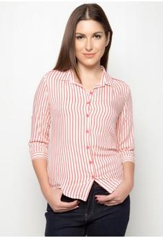 Quarter Sleeves Shirt