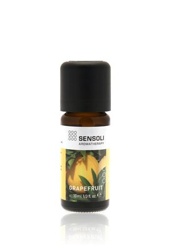 Sensoli Aromatherapy SENSOLI Grapefruit Pure Essential Oil 10ML 2EC44HLDF0AFA0GS_1