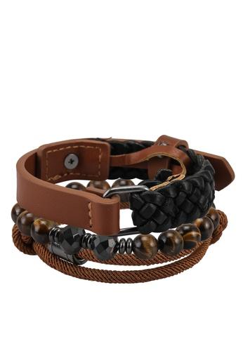 ALDO brown Rieven Bracelets 1306EAC757DFAFGS_1