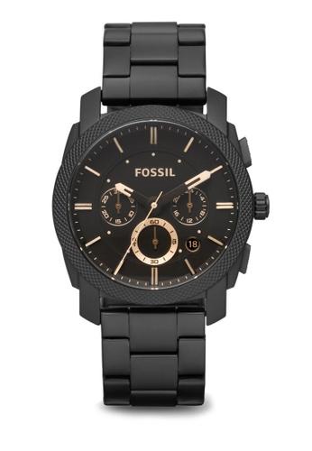 Fossil black Machine Chronograph Watch FS4682 FO313AC03TUQSG_1