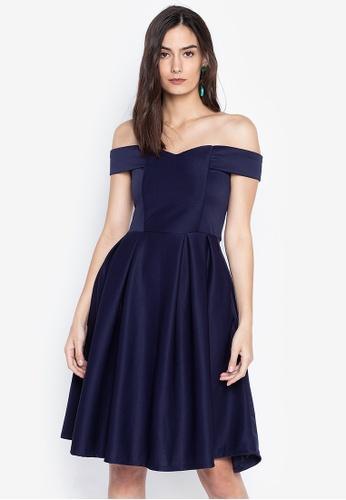 5fdd82554c9 Hattie Off Shoulder Dress