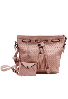 Janette Leather Body Bag