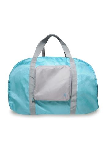 5a0fd014fcb Buy Monocozzi Lush - Foldable Duffle Bag   ZALORA HK