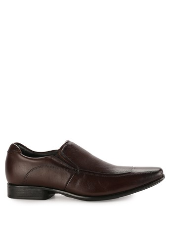 Democrata brown Clyde DE588SH0UOV5ID_1