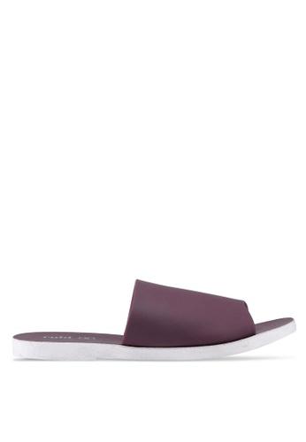 Rubi purple Lucy Jelly Slides CCB65SH1273B0BGS_1