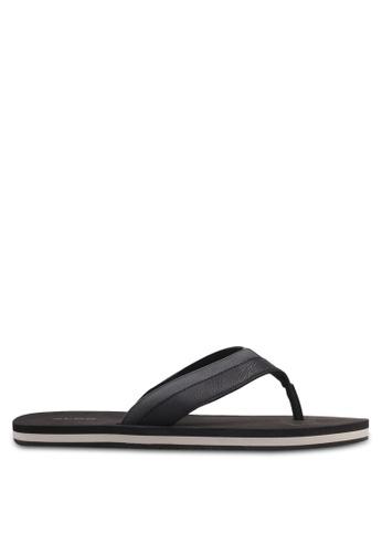 ALDO black Cerrodepasco Sandals FCFC7SHF018DE6GS_1
