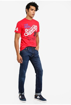 e906b9ce3 52% OFF Superdry Keep It Modern Classic Tee S$ 69.00 NOW S$ 32.90 Sizes S M  L XL XXL