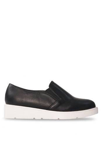 CLARETTE black Clarette Slip On Kimberlee - Black CL076SH23DYUID_1