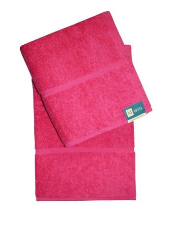 Martel pink Martel Basic Big Bath CE812HLBB87077GS_1