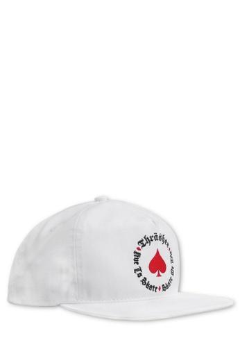 Thrasher black Thrasher New Oath snapback cap Black 836D7ACC94759FGS 1 f8e2e6903a9