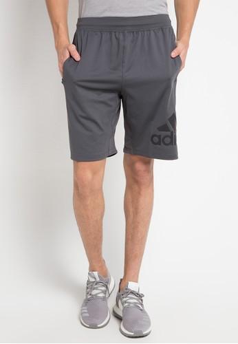 adidas grey Adidas 4Krft Sport 9-Inch Short Bos 8A861AAA777F01GS_1