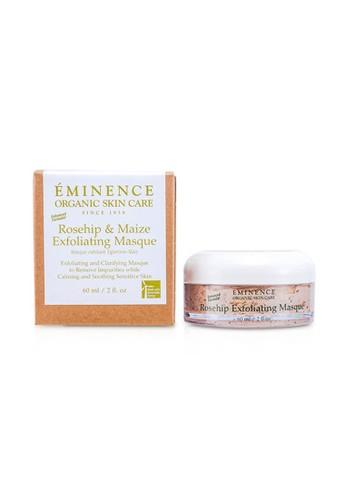 Eminence EMINENCE - Rosehip & Maize Exfoliating Masque (Enchanced Formula) - For Sensitive Skin 60ml/2oz A1CEDBED14ED21GS_1
