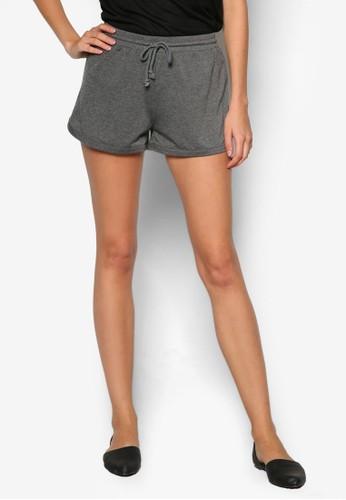 基本款束口運動短褲, 服飾, zalora taiwan 時尚購物網鞋子短褲