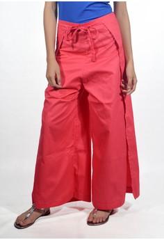 Summer Overlap Pants
