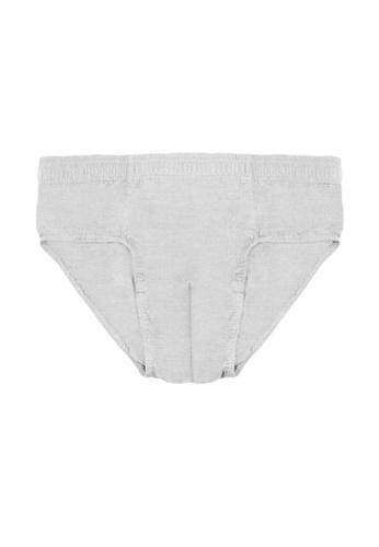Biofresh white Antimicrobial Cotton Bikini Brief 1 pc 851EDUS4C2F210GS_1