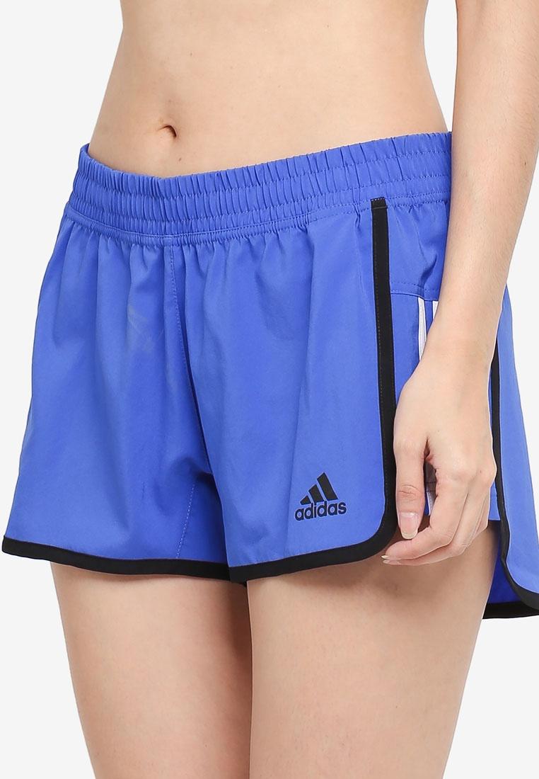 adidas Short Res Blue Hi Woven adidas d2m 7wqdzaa