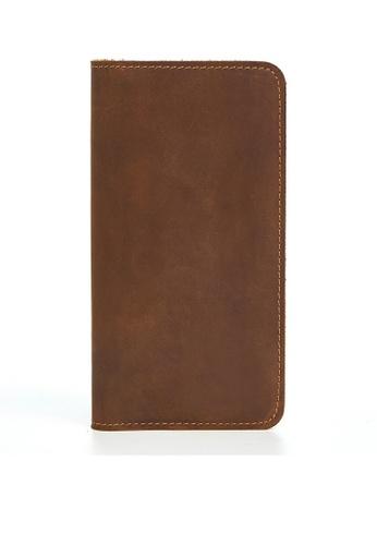 Twenty Eight Shoes Handmade Vintage Leather Wallet 2043 0F525ACAE8042FGS_1