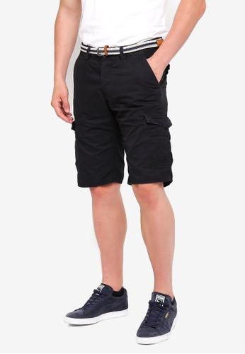 ESPRIT black Woven Regular Shorts BCDC0AAB5ECD0EGS_1